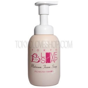 Tokyo Love Soap Platinum Soap